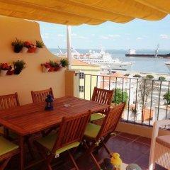 Отель Localtraveling Remedios Португалия, Лиссабон - отзывы, цены и фото номеров - забронировать отель Localtraveling Remedios онлайн балкон