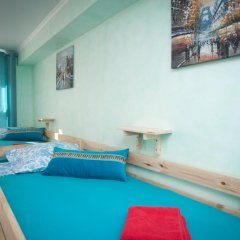 Europa Hostel Кровать в мужском общем номере с двухъярусной кроватью фото 3