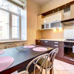 Апартаменты СТН Апартаменты на Караванной Студия с разными типами кроватей фото 20