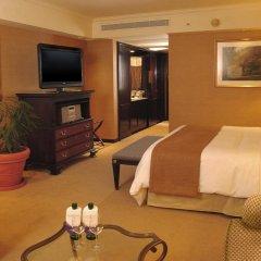 Sheraton Santiago Hotel and Convention Center 5* Номер Делюкс с двуспальной кроватью фото 4