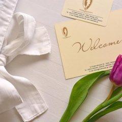 Отель Boutique Villa Mtiebi 4* Стандартный номер с различными типами кроватей фото 7