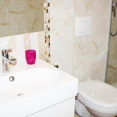 Отель Guoda Apartments Литва, Вильнюс - отзывы, цены и фото номеров - забронировать отель Guoda Apartments онлайн ванная фото 2