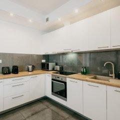 Отель EXCLUSIVE Aparthotel Улучшенные апартаменты с 2 отдельными кроватями фото 10