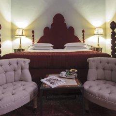 Отель Palazzo Di Camugliano 5* Стандартный номер с различными типами кроватей фото 6