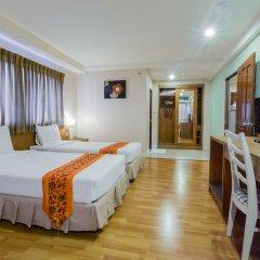 Отель Three Seasons Place 4* Стандартный номер разные типы кроватей фото 13