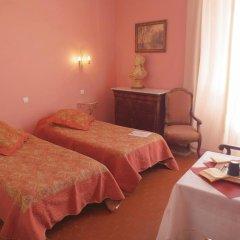 Отель l'oustau 3* Стандартный номер с различными типами кроватей фото 5