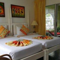 Hibiscus Lodge Hotel 3* Номер Делюкс с различными типами кроватей фото 11