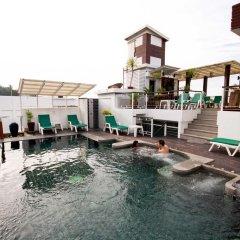 Апартаменты Kata Beach Studio Улучшенная студия с различными типами кроватей фото 39