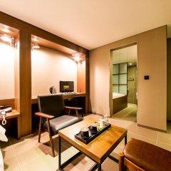 Seocho Cancun Hotel 2* Люкс с различными типами кроватей фото 8