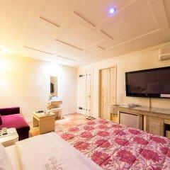 Hotel Cutee Gangnam комната для гостей фото 4