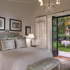 Four Seasons Hotel Firenze 5* Люкс с различными типами кроватей фото 8
