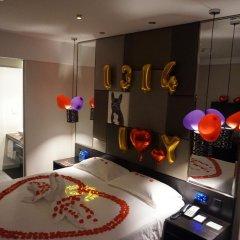 Orange Hotel Select Luohu Shenzhen 4* Стандартный номер фото 8