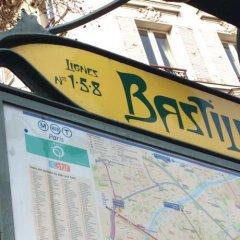 Отель Bastille Family - AC - Wifi Франция, Париж - отзывы, цены и фото номеров - забронировать отель Bastille Family - AC - Wifi онлайн городской автобус
