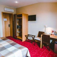 Hanza hotel 3* Стандартный номер с различными типами кроватей фото 6