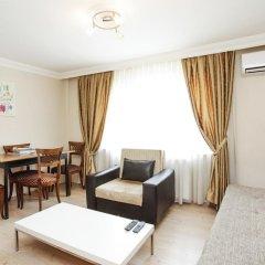Отель Maya Aparts Номер категории Эконом с двуспальной кроватью фото 3