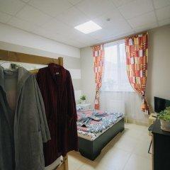 Гостиница Hostel 24 в Рязани 4 отзыва об отеле, цены и фото номеров - забронировать гостиницу Hostel 24 онлайн Рязань комната для гостей фото 5