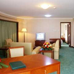 Отель Beijing Ningxia Hotel Китай, Пекин - отзывы, цены и фото номеров - забронировать отель Beijing Ningxia Hotel онлайн комната для гостей фото 2