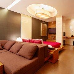 Tria Hotel 3* Представительский номер с различными типами кроватей фото 3