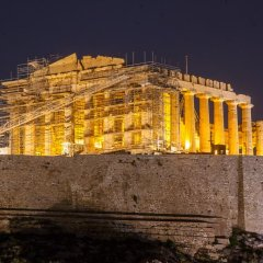 Acropolis View Hotel 3* Стандартный номер фото 3