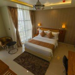 Отель Unima Grand 3* Улучшенный номер с различными типами кроватей фото 2