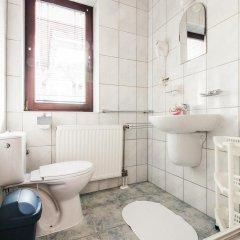 Отель Chata pod Jemiołą Польша, Закопане - отзывы, цены и фото номеров - забронировать отель Chata pod Jemiołą онлайн ванная
