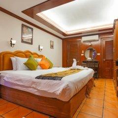 Отель Royal Phawadee Village 4* Улучшенный номер фото 5