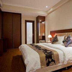 Kaani Beach Hotel 4* Номер Делюкс с различными типами кроватей фото 2