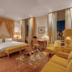 Hotel Königshof 5* Улучшенный номер с различными типами кроватей фото 5