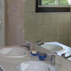 Hotel Du Commerce ванная