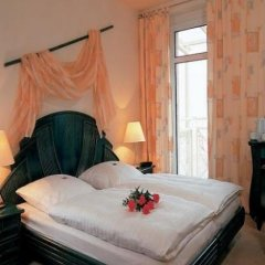 Hotel & City Appartements Rothenburger Hof 4* Стандартный номер с различными типами кроватей