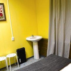 Хостел Казанское Подворье Номер с общей ванной комнатой с различными типами кроватей (общая ванная комната) фото 26