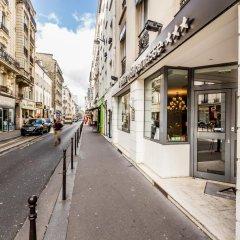 Отель Atelier Montparnasse Hôtel городской автобус