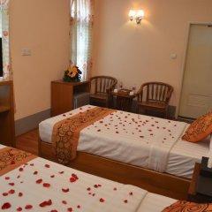 Royal Yadanarbon Hotel 3* Стандартный номер с двуспальной кроватью фото 4