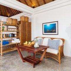 Отель Cape Shark Pool Villas 4* Студия с различными типами кроватей фото 16