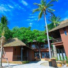 Отель Koh Tao Beach Club 3* Стандартный семейный номер с двуспальной кроватью фото 2