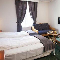 Kjøbmandsgaarden Hotel 3* Стандартный номер с двуспальной кроватью фото 9