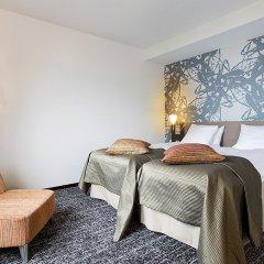 Quality Hotel Lulea 3* Улучшенный номер с различными типами кроватей фото 2
