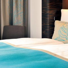 Отель Motel One Leipzig - Nikolaikirche 3* Стандартный номер с различными типами кроватей фото 2