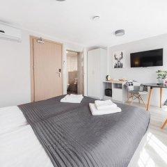 Отель Six Suites Польша, Гданьск - отзывы, цены и фото номеров - забронировать отель Six Suites онлайн комната для гостей фото 5