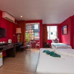 Отель Cool Sea House 2* Апартаменты разные типы кроватей фото 2