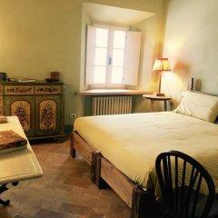 Отель Il Castello di Tassara Номер Делюкс фото 3