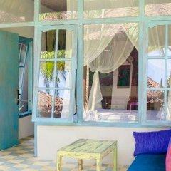Отель Relax Beach Resort Candidasa интерьер отеля