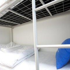 Отель K-GUESTHOUSE Insadong 2 2* Стандартный номер с двухъярусной кроватью фото 3