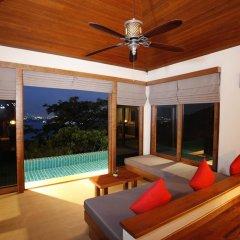Отель Korsiri Villas 4* Вилла Премиум с различными типами кроватей фото 23