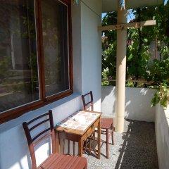 Апартаменты Natali Apartment балкон
