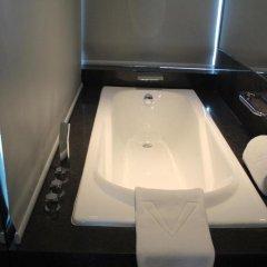 Wongtee V Hotel 5* Улучшенный люкс с различными типами кроватей фото 13