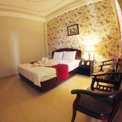Thuy Duong Hotel 2* Номер Делюкс с различными типами кроватей фото 4