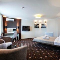 Гостиница Братислава 3* Улучшенный номер с различными типами кроватей фото 6