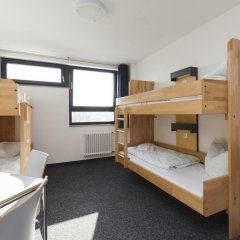 Jugendherberge Koeln-Riehl - City Hostel Кровать в женском общем номере фото 3