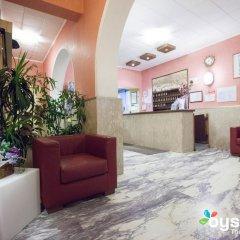 Отель Vittoria And Orlandini Генуя интерьер отеля